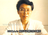 紐約段和平執照針灸師 He Ping Duan Certificated Acupuncturist