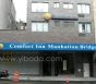 明川大酒店 Comfort Inn Manhattan Bridge Hotel