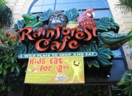Rainforest Cafe - San Francisco -Fisherman\'s Wharf
