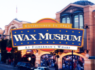 三藩渔人码头蜡像馆 Wax Museum in fisherman's walf