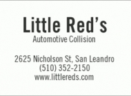 Little Red汽修中心 (Little Red's Automotive Collision) Little Red's Auto Motive Collision