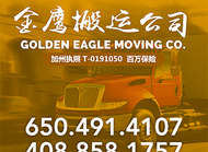 金鹰搬家 Golden Eagle Moving